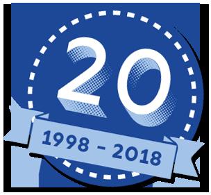 Avanzera fyller 20 år